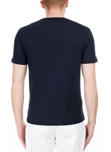 Emporio Armani  T Shirt Erkek T Shırt S 6G1Tc2 1J00Z 0922 Lacivert